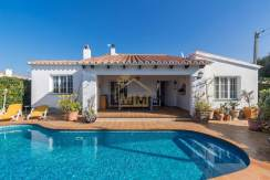 villa for sale in Son Vilar Menorca