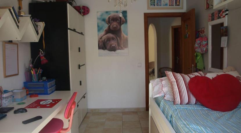 Lower Floor Bedroom 3 view 2