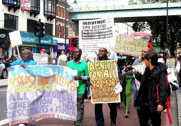 "lambeth Says ""Apology NOT Accepted"" time to #WidenWindrush"