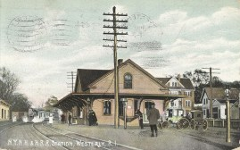 Westerly Station, RI