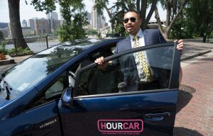 HOURCAR car-share