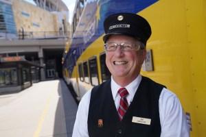 rail conductor