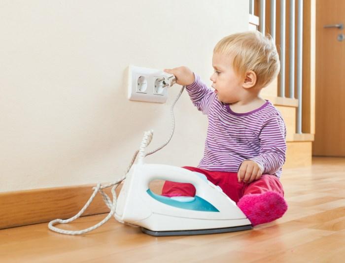 Kindersicheres Zuhause Checkliste