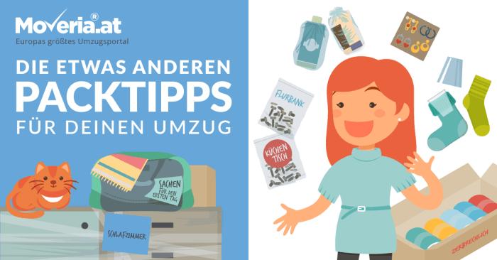 Verpacken mit 12 Tipps
