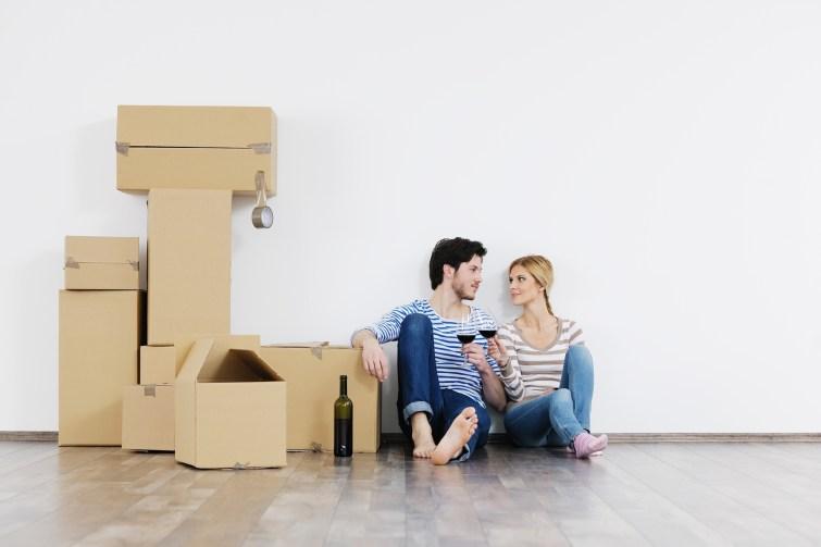 Checkliste für Tag 1 im neuen Zuhause