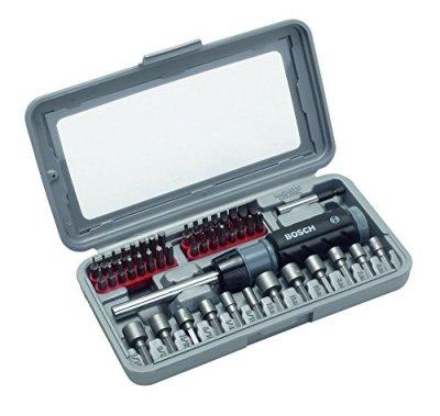 Bosch-46-teiliges-Schraubendreher-Set-2607019504-0