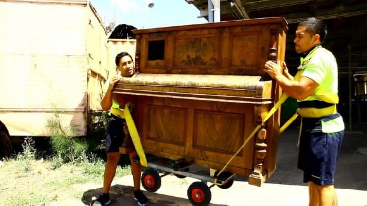 d m nager un piano comment s y prendre. Black Bedroom Furniture Sets. Home Design Ideas