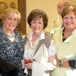 Betsy Shapiro, Roberta Fisher and Gloria Lipson