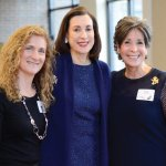 Marci Blachman, Jane Weitzman and Abby Schwartz