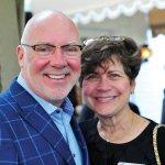 Larry McGruder and Jennifer Degerberg