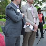 Mike Cappel and Seth Walsh