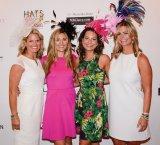 Co-chairs Amy Fox, Jessica Levine, Tamara More and Jessica Cicchinelli