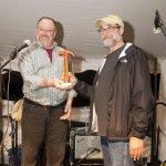 Designer Challenge Award winners Bill Landeck and Scott Martin Credit: WN Photography