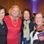 Elizabeth Kuresman, Dr. Cora Ogle, Rosemary Schlachter and Vicki Alpaugh