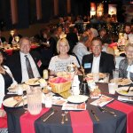 Kathy Ison-Lind, Mary Hernandez, Doug Klingensmith, Sally Donovan, Kevin Donovan, Linda Schmidt and Miles Schmidt