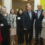 Valerie Newell, Barbara Gould, Sian Cotton, Wendy Yip, John Husted, Dr. John Tew, Carrie Hayden
