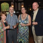 Jonathan and Nancy Lippincott with Angela and Christopher Sparks