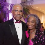 Dr. Alvin Crawford and Jean Crawford, a committee member