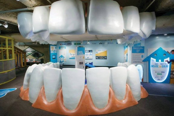 Grants from Delta Dental fund exhibit, museum visits