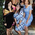 Committee: (clockwise, from front center) Jessy Wojtkiewicz, Beth Hellman, Marlin Ach, Fran Hall, Suzi Orlando and Laura Karnes