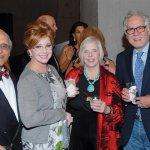 Jay Chaterjee, Dianne Dunkelman, Janet Chaterjee and Peter Schwartz