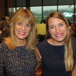 CILO board member Jan Hatcher and Maggie Fibbe