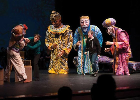 'Amahl and the Night Visitors'