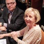 Committee member Lee Bledsoe and Carolyn Bledsoe