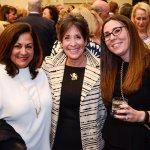 Suzy Marcus Goldberg, Abbie Schwartz and Sarah Weiss