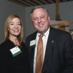 Ann and Mike Michael, past campaign chair
