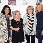 Piper Sauter, Mary Stephens, Amy Rechtin, Julie Hill
