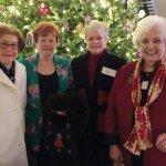 Betty Lou Harden, Darlene Webb, Rosalee Campbell and Penina Frankel