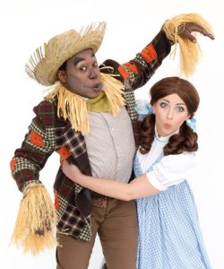 "Children's Theatre of Cincinnati presents ""The Wizard of Oz"" at the Taft Theatre."