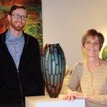 David Smith and Marta Hewett