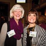 Members Marsha Croxton and Christy Burch