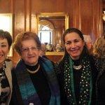 Susan Zaunbrecher, Najla Jreisat, Shakila Ahmad, Wijdan Jreisat