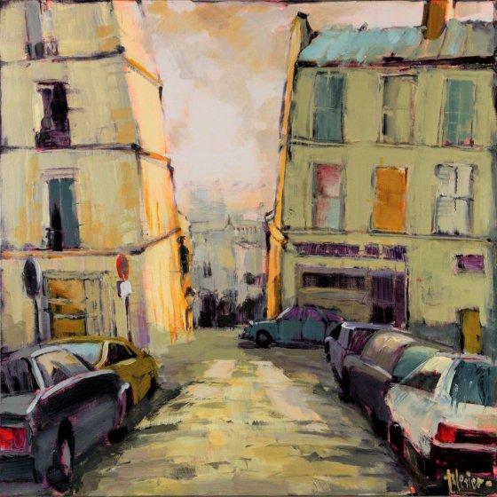 Talerico Montmartre View 36 x 36
