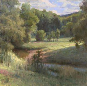 "'Evening Serenity,"" by Chuck Marshall"