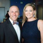 Honoree Dan Schimberg with wife Jayna