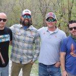Kyle Quinn, Dr. Shawn Carson, Andrew Conn and Joel Hern