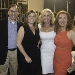 Dean and Catherine Moulas with Litsa Spanos and Sylvia Rombis