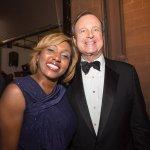 Yvette Simpson and Judge Mark P. Painter