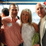 Ann and Chris Linck with Jenn and Coby Sweeney