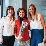Sarah Wise, Patti Heldman and Rini Levy