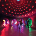 Architects of Air will offer dazzling mazes, winding paths and soaring domes in Washington Park.