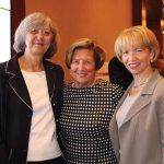 Maureen Sayre, Mary Ivers, Carol Butler