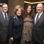 Fred and Karen Abel with Dara and Andrew Abel