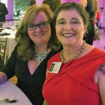 Amy Ostigny (left) and Heidi Bright