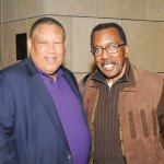 Dr. O'dell Owens and James Brock