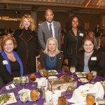 Fifth Third: (seated) Mitch Livingston, Paula Wharton, Lauren Joseph, Carol Wright, Susan Mendlein; (standing) Heidi Jark, Sean Parker, Danielle Jones